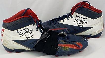 2119239bb7de2 Amazon.com: Ryan Griffin Houston Texans Autographed 2014 Nike Game ...