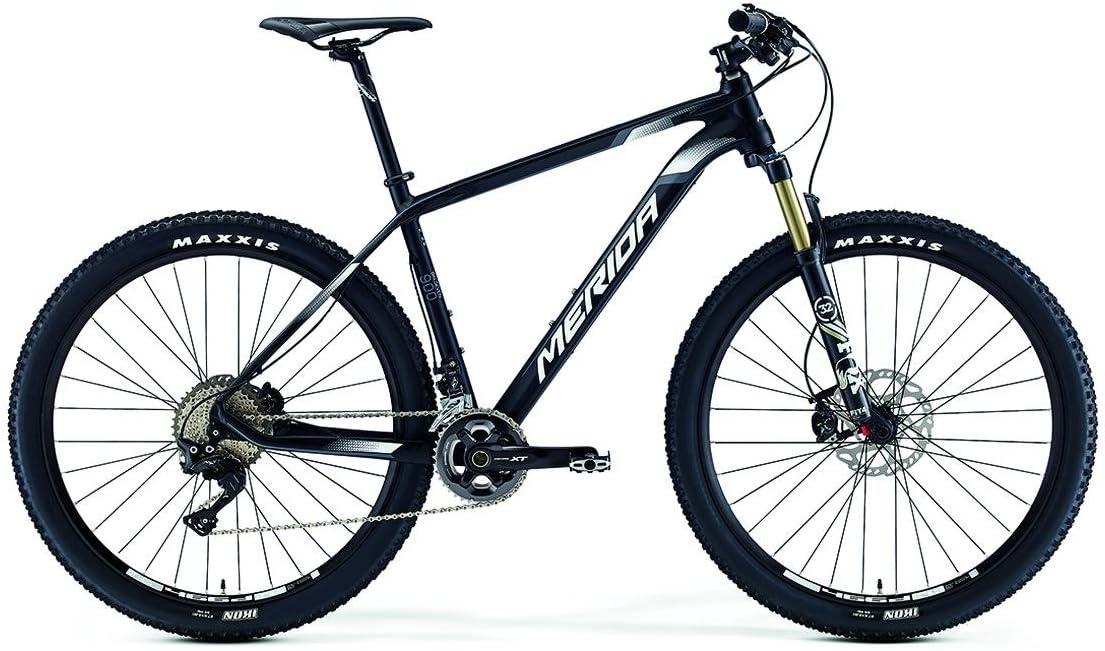 Merida Big.Seven 900 27, 5 pulgadas Mountain Bike Negro (2016), tamaño 43, tamaño de rueda 26.00 inches: Amazon.es: Deportes y aire libre