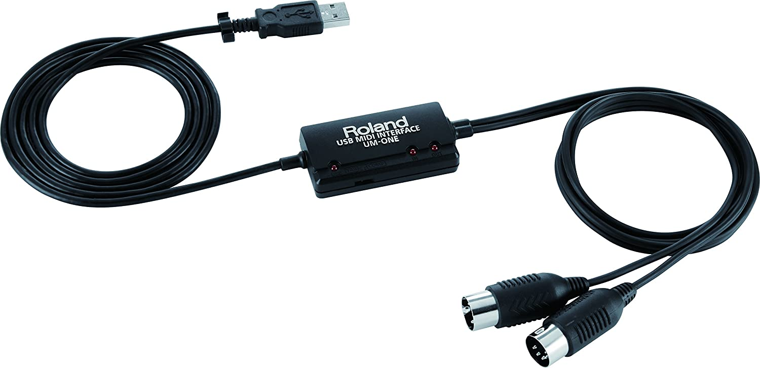 Roland Two Out Midi Cable (UM-ONE-MK2)