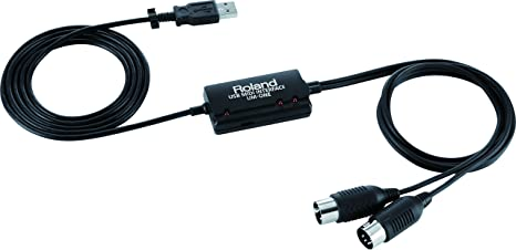 Roland UM ONE  MK2 USB MIDI Interface