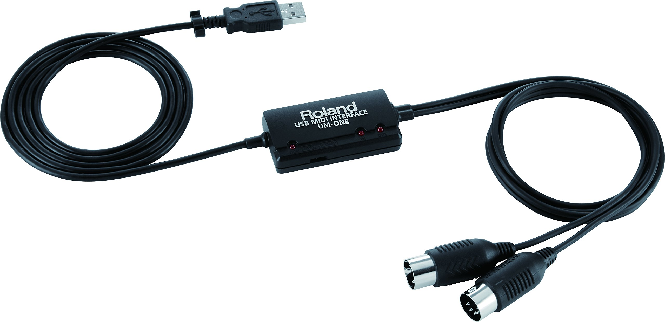 Roland Midi Cable (UM-ONE-MK2) by Roland