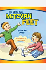 My Very Own Mitzvah Feet Board book