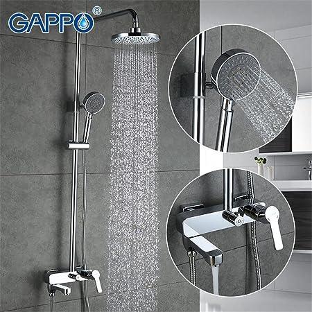 GAPPO Bathroom sets faucets set Bath Shower set Faucet set with ...