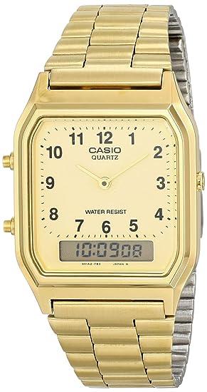 7e847b6e792a CASIO Reloj de Cuarzo 19374  Casio  Amazon.es  Relojes
