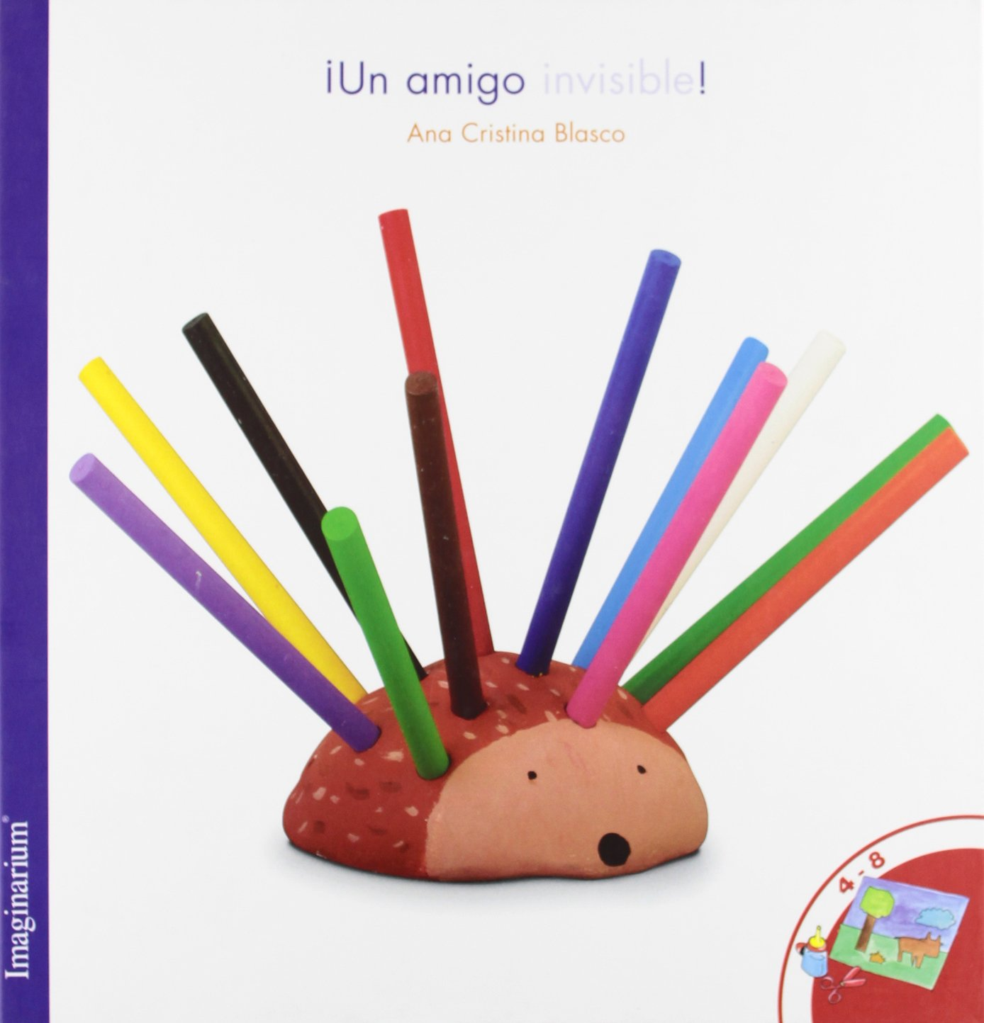 UN AMIGO INVISIBLE! (4-8) (Spanish) Paperback