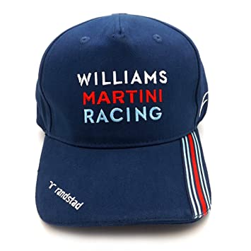 Williams Martini F1 Racing Driver Felipe Massa 19 Gorra Official 2017: Amazon.es: Deportes y aire libre