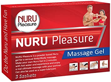 NURU Massage Gel Pulver. Machen sie ihre eigenen magischen Nuru Gel, Super Glatt, Geruchlos und Geschmacksneutral, Ideal für