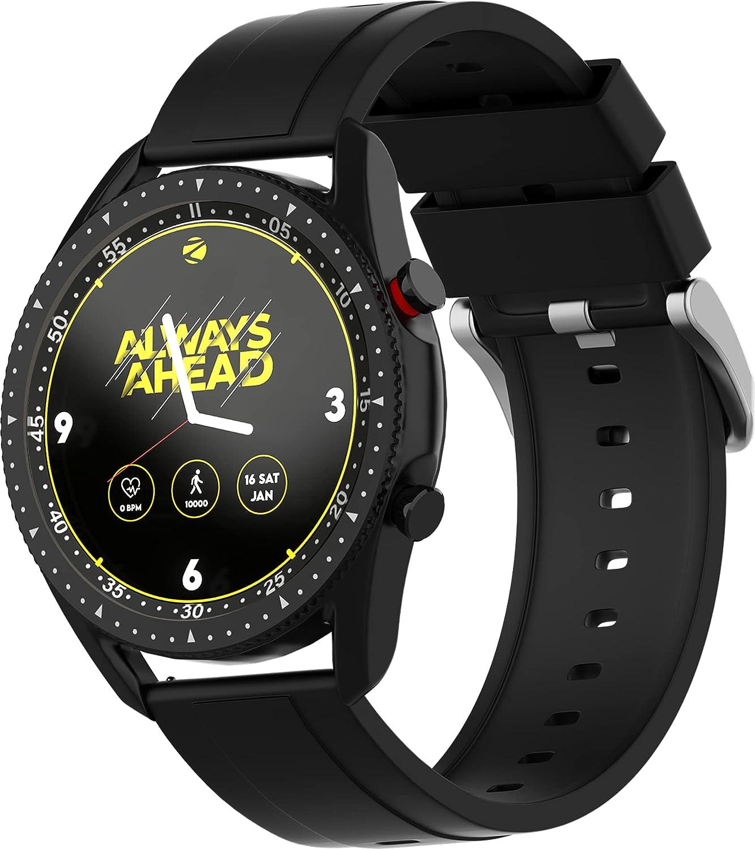 Zebronics Zeb-Fit4220CH Smartwatch: Price, Specs, Launch