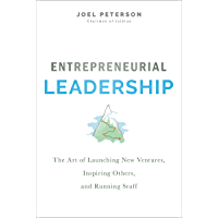 Entrepreneurial Leadership: The Art of Launching New Ventures, Inspiring Others, and Running Stuff (English Edition)