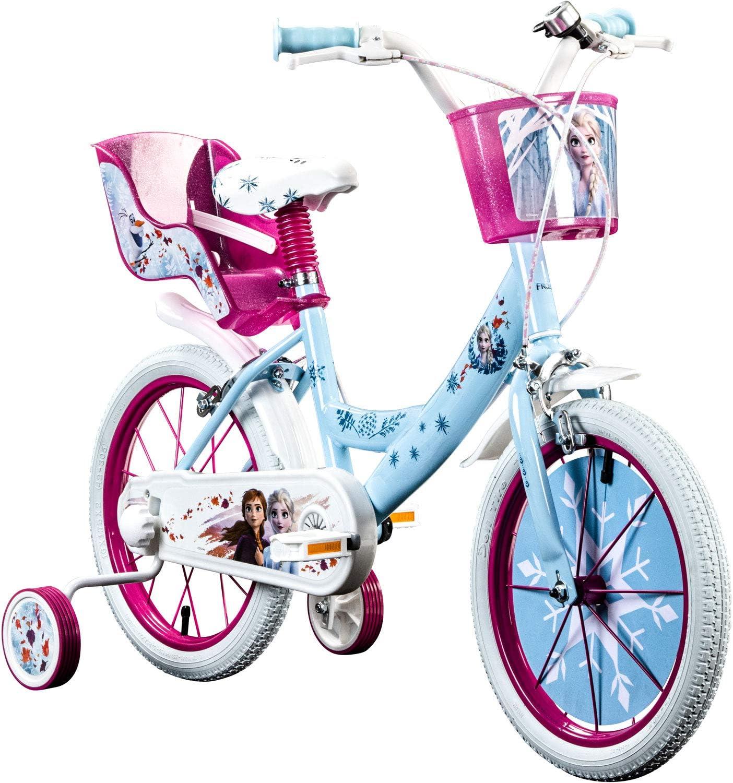 Bicicletta Frozen 2 16 pollici: Amazon.es: Deportes y aire libre