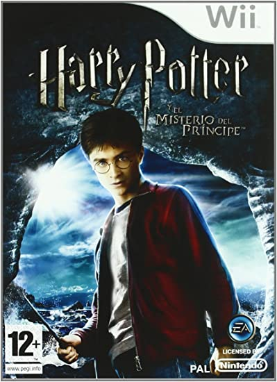 Harry Potter y el Misterio del Principe: Amazon.es: Videojuegos
