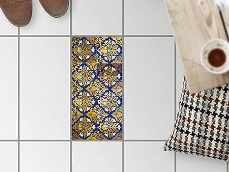 Piastrelle mosaico adesive piastrelle autoadesive per pavimento