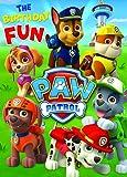 Paw Patrol a commencé juste Carte d'anniversaire