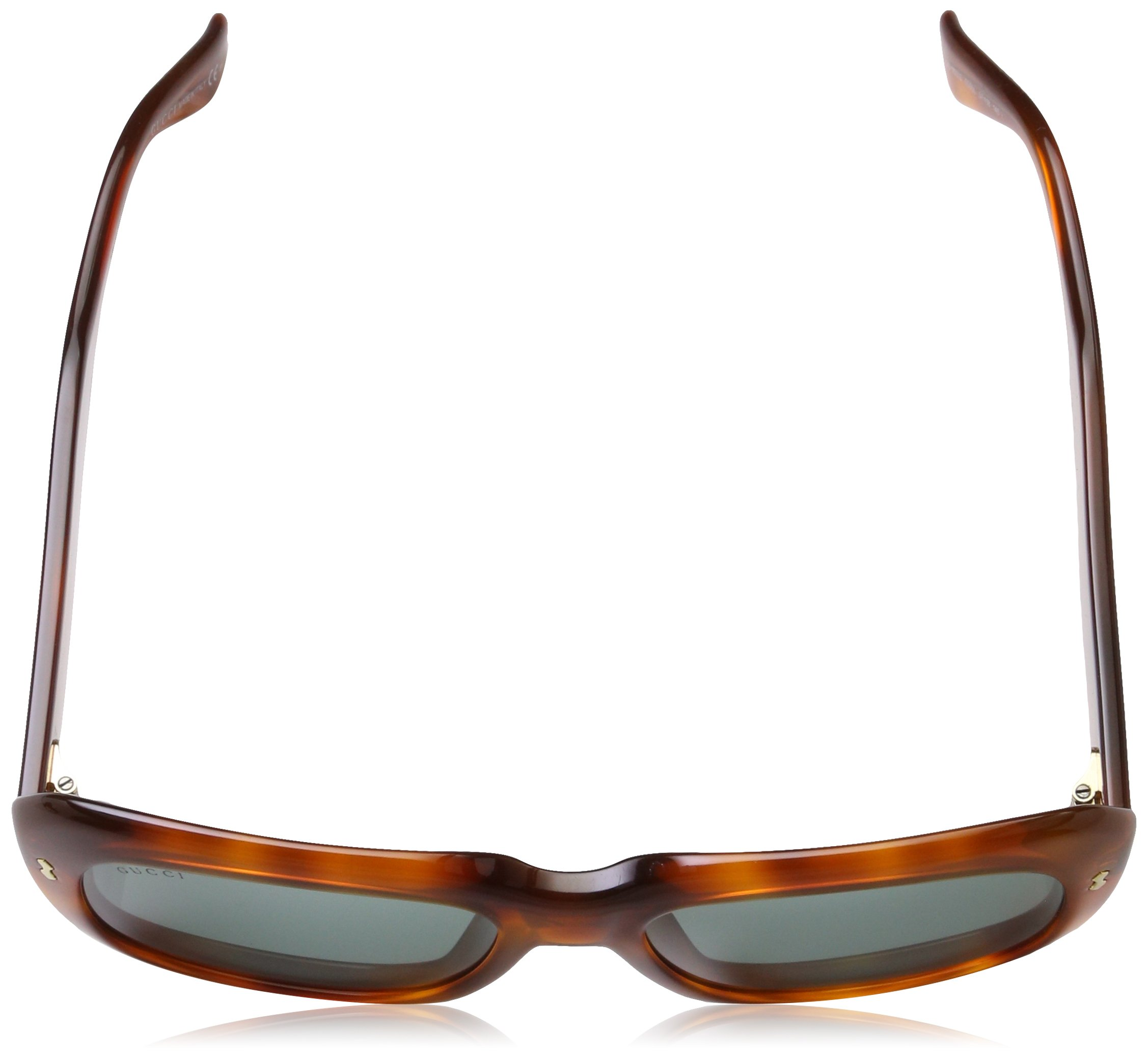 Gucci Men's GG 2247/S Semi Matte Black/Gradient Shaded Polarized by Gucci (Image #4)
