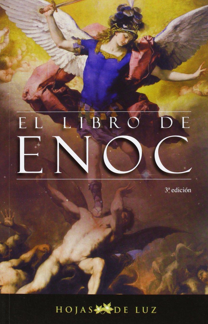 El Libro De Enoc/ Enoc Book (Spanish Edition): Hojas de Luz ...