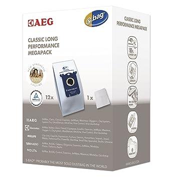 AEG GR201M Pack de bolsas para aspiradoras con bolsa AEG
