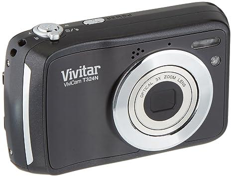 amazon com vivitar 12 1mp with 2 4 inch tft digital camera vt324n rh amazon com