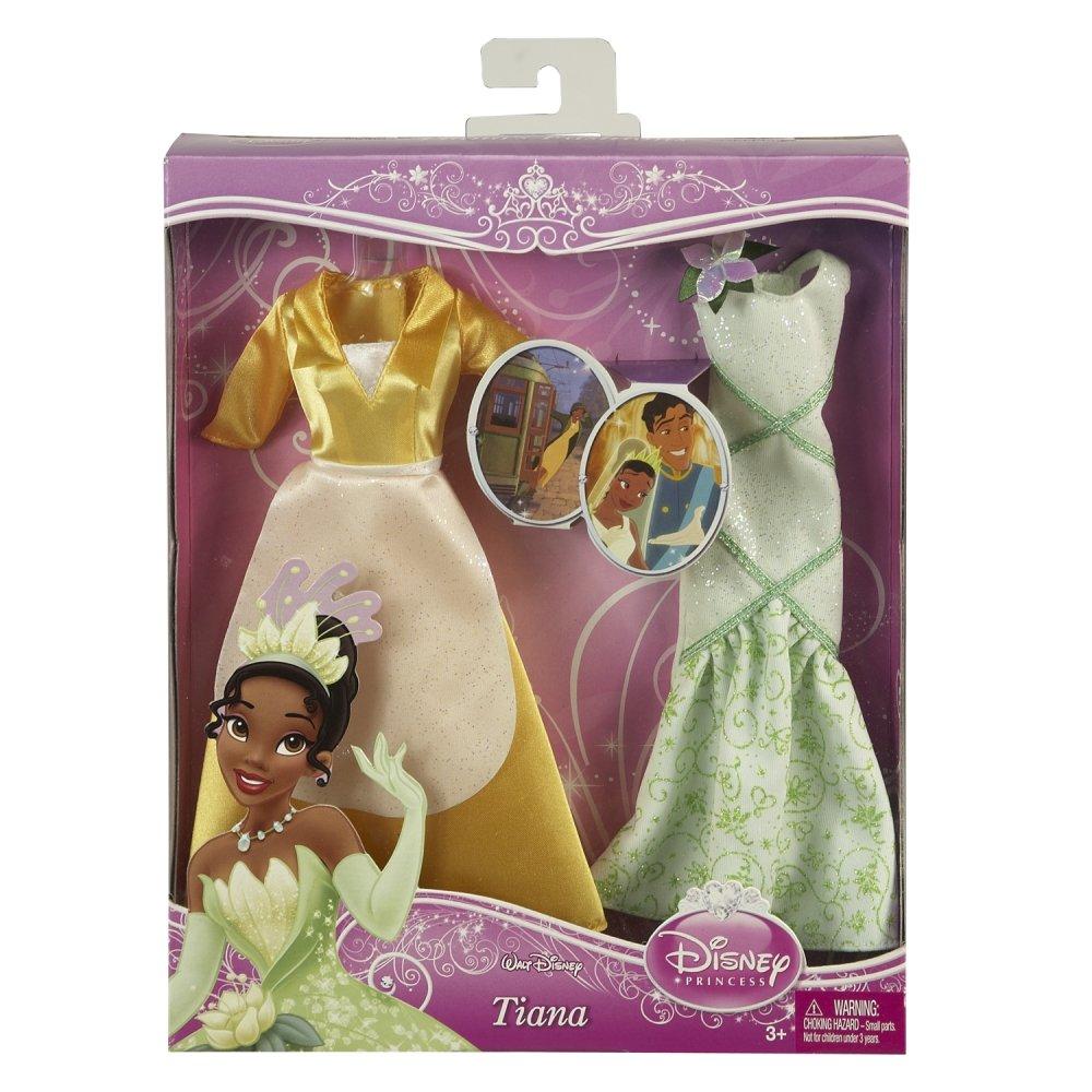Disney Mattel Princess - Tiana - V8791 - Poupée et Mini-Poupée ...