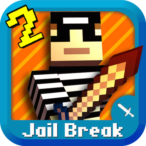 Cops N Robbers (Jail Break 2) - Mine Mini Game With Survival -