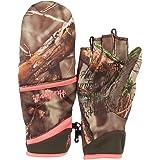 95c80b9edf0b3 Amazon.com: Huntworth Ladies Hunting Oaktree Camo Extreme Cold Pop ...