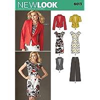 New Look 6013 - Patrón de Costura