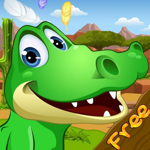 Alligator Run FREE - Addictive Animal Running Game (Dream Car Racing Best Car)