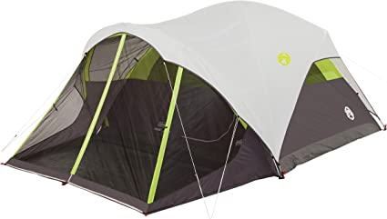 Coleman Steel Creek Fast Pitch 6-Person Tent