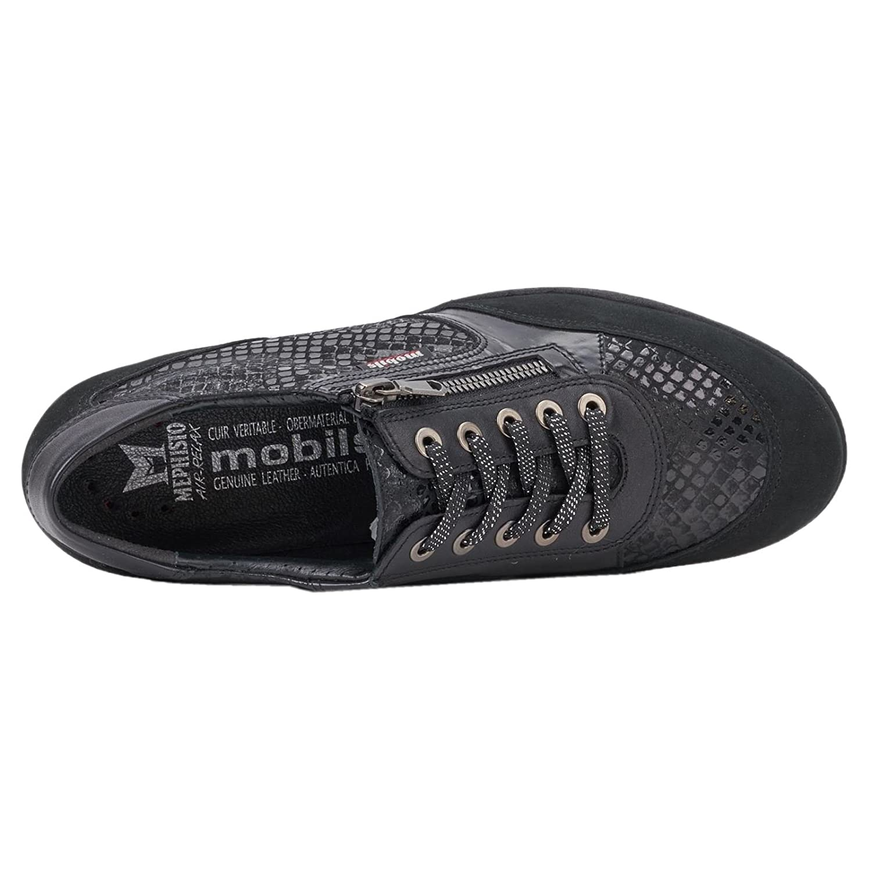 30e55d1bfde Mobils Womens Patrizia Black Nubuck Shoes 5 UK: Amazon.co.uk: Shoes & Bags
