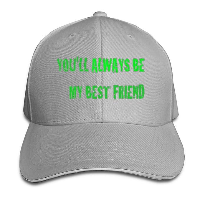 xj-cool My Best Friend Protección Solar sombrero gorra con visera Sandwich  Natural  Amazon.es  Ropa y accesorios 7a058d985fe