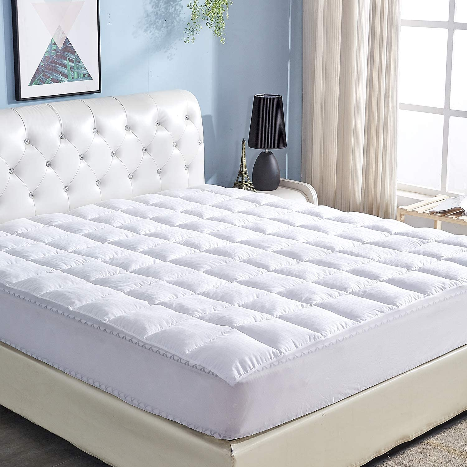 Amazon coupon code for Twin Mattress Pad Topper Cover