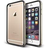 iPhone 6s / 6 バンパー VERUS IRON Bumper 耐衝撃 衝撃 吸収 アルミ × TPU 二重構造 ハイブリッド バンパー [ アイフォン 6s / 6 専用 ] ゴールド