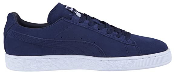 PUMA Men's Classic Suede Classic East West Sneakers (8 D(M