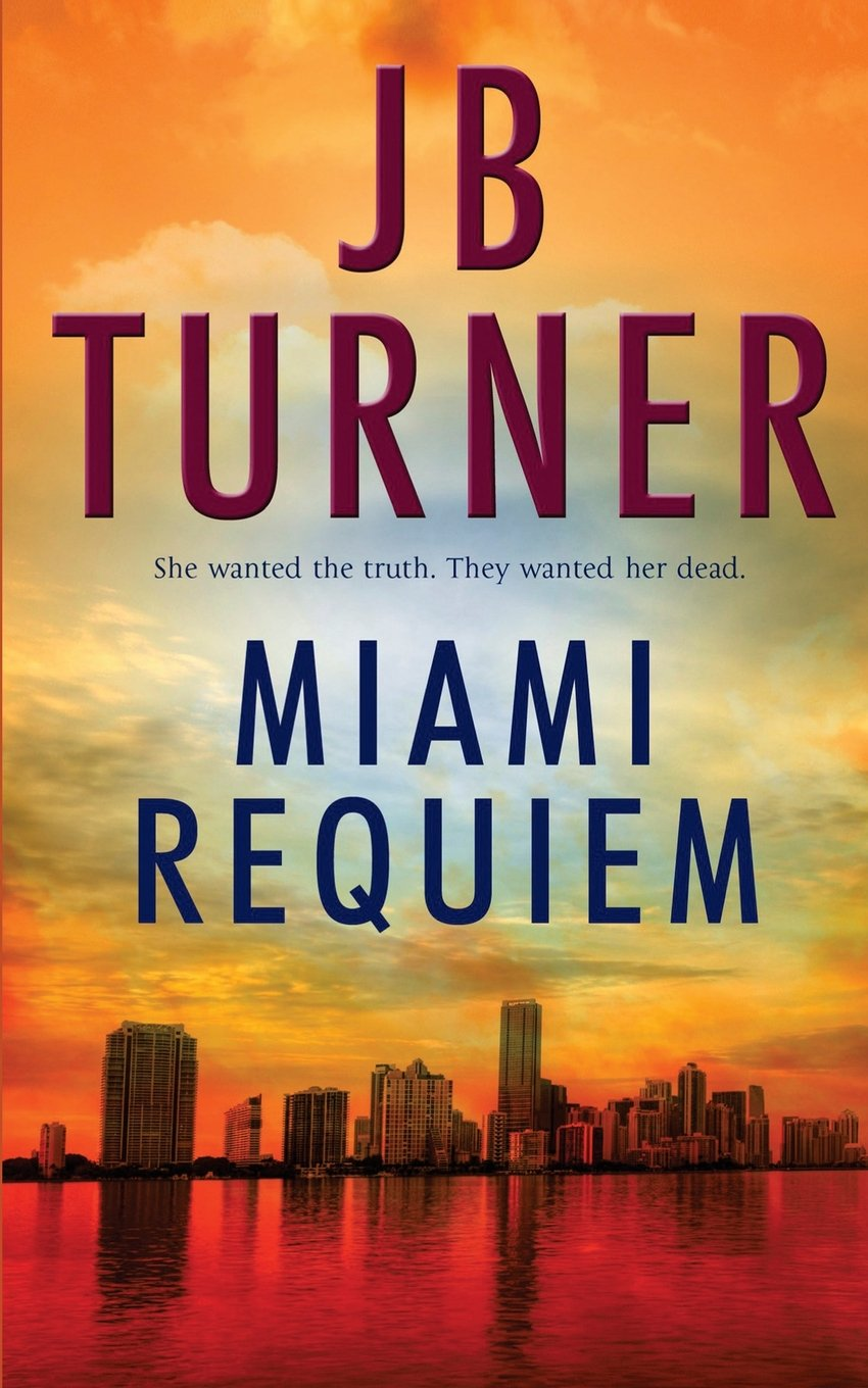 Miami Requiem Thriller Deborah thriller product image