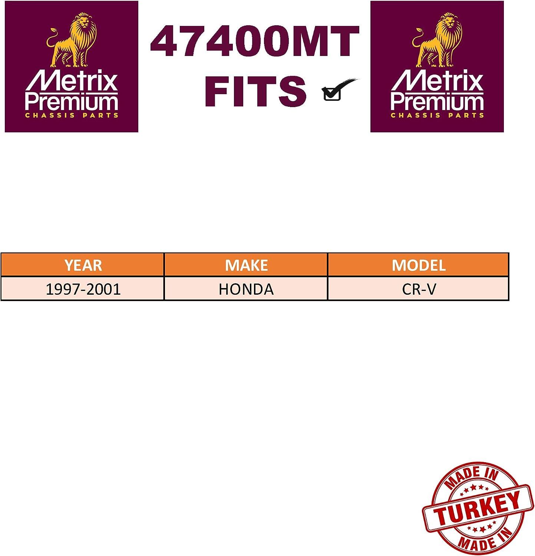 METRIX PREMIUM 47400MT Front Right Upper Control Arm 1997 1998 1999 2000 2001 Honda CR-V Made in TURKEY RK80883 For