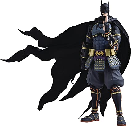 Amazon.com: Figura de acción Batman Ninja Figma: Toys & Games