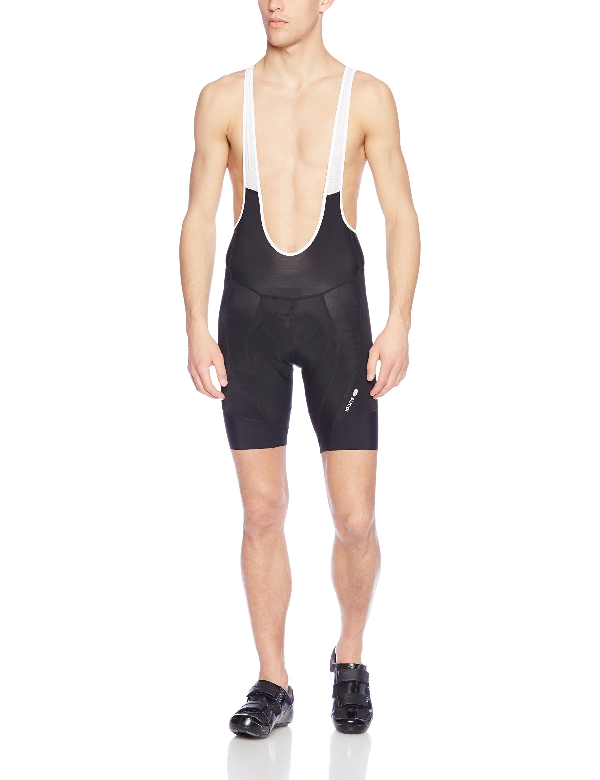 SUGOi RS Pro Bib Short - Men's Black, M