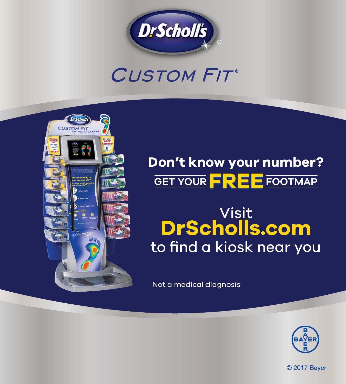 Amazon.com: Dr. Scholl's Custom Fit Orthotic Inserts, CF 320: Health on