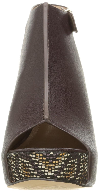 Charles by Charles David Women's Ames Wedge Sandal B01M3NOUWD 10 B(M) US Dark Brown