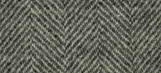 "product image for Weeks Dye Works Wool Fat Quarter Herringbone Fabric, 16"" by 26"", Snow Cream"