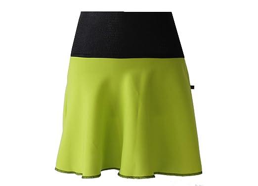 dunkle design - Falda - para Mujer Verde 38: Amazon.es: Ropa y ...