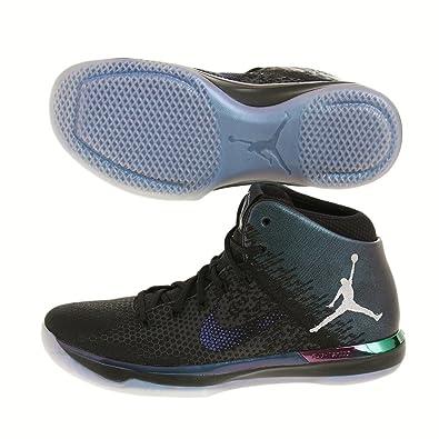Air Jordan Mens XXXI 31 ASW All Star Game Basketball shoes Black 905847-004,