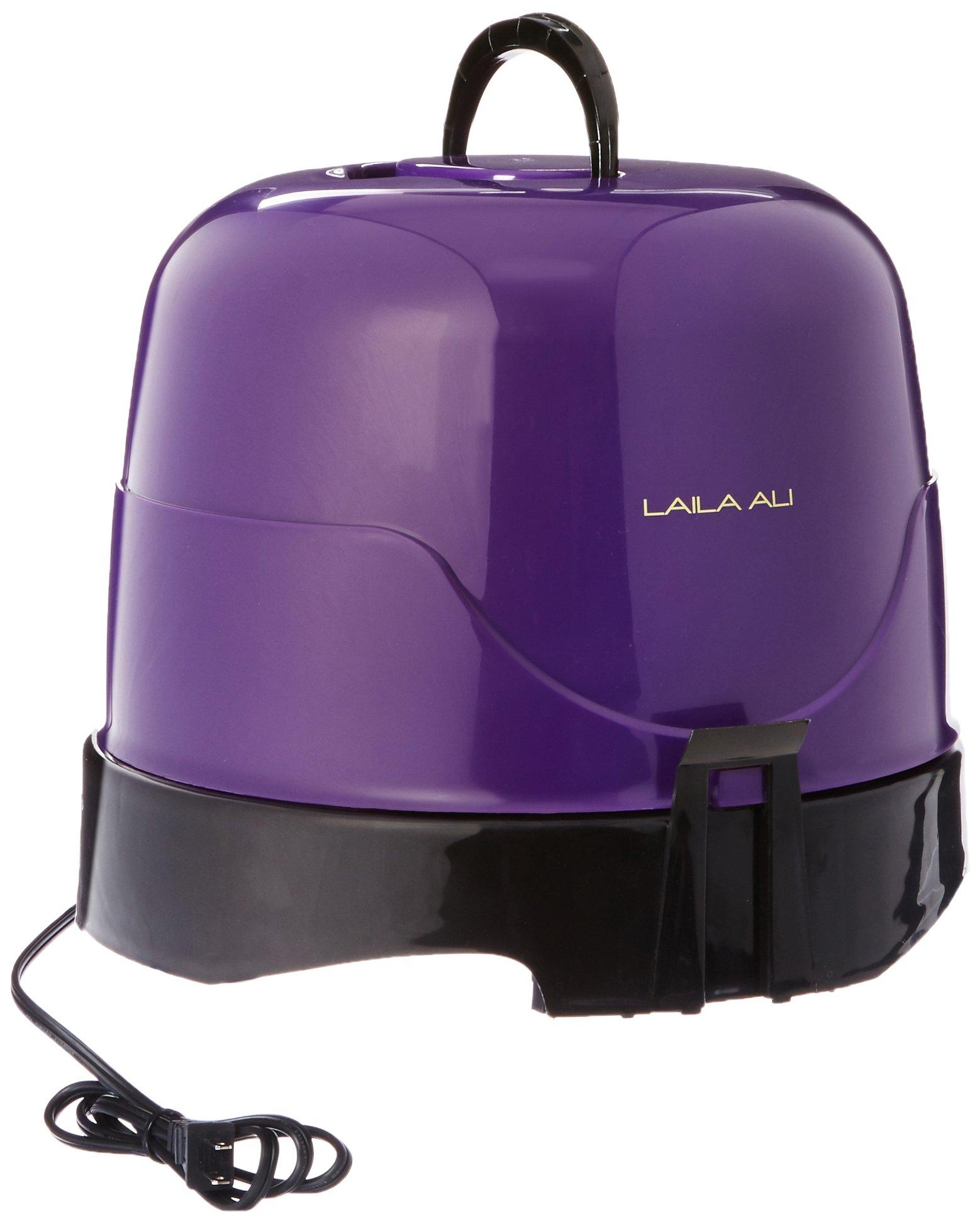 Laila Ali LADR5603 Salon Ionic Dryer, Purple and Black by Laila Ali (Image #2)