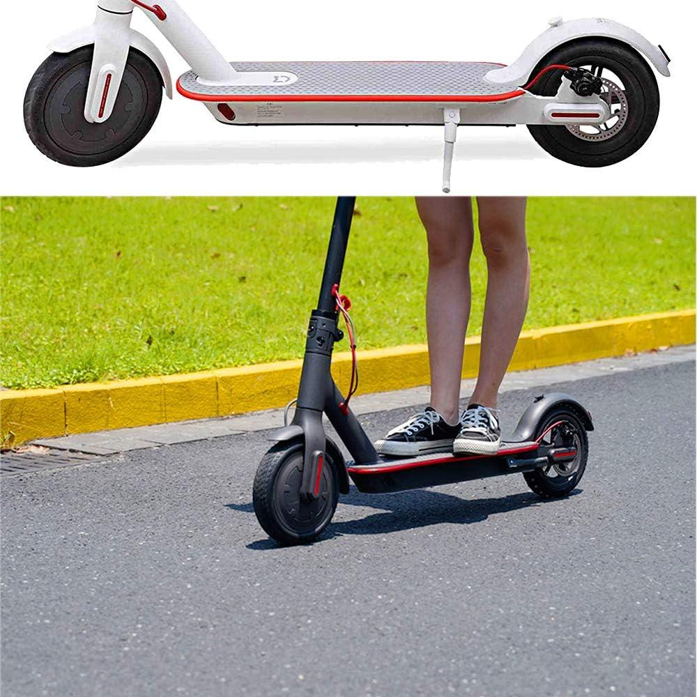 Bande De Pare-Chocs De Skateboard Bande Anti-Collision Coupe Librement SGMY Bande Protectrice De Scooter /Électrique Utilis/é pour /électriques de Xiaomi Mijia M365