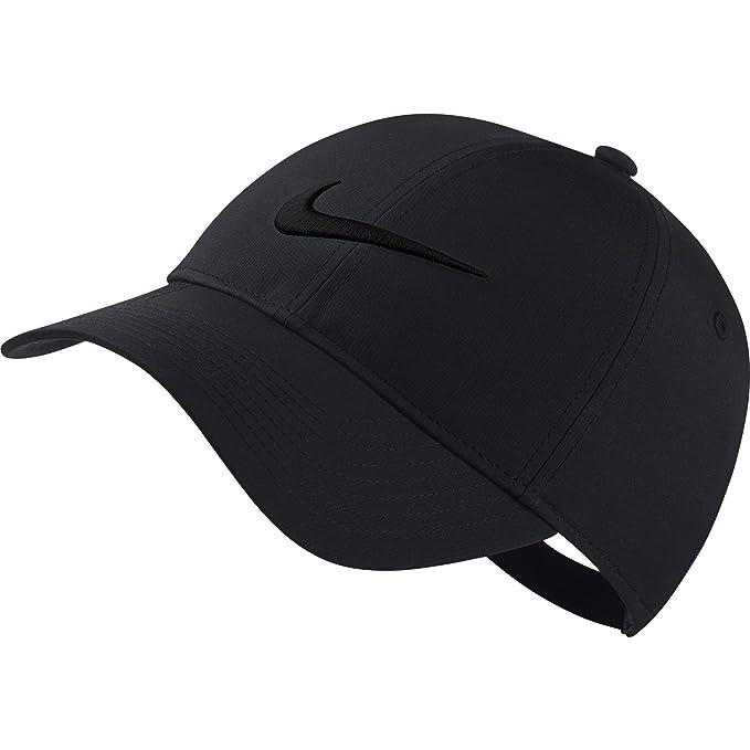 3855dc2bf Amazon.com : Nike Women's L91 Cap Core, Anthracite/Black, Misc ...