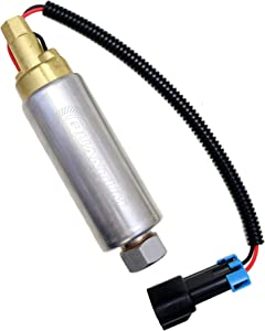HFP-702 Fuel Pump Replacement for Mercruiser (No-Thread Outlet) Replaces 861156A1, Airtex E11004