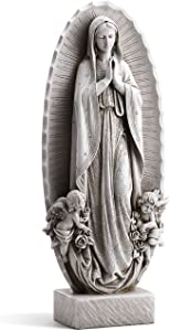 "23.5"" Our Lady of Guadalupe Garden Statue"