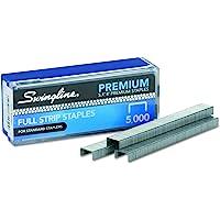 Swingline SF 4 Premium Staples, Pack of 5000