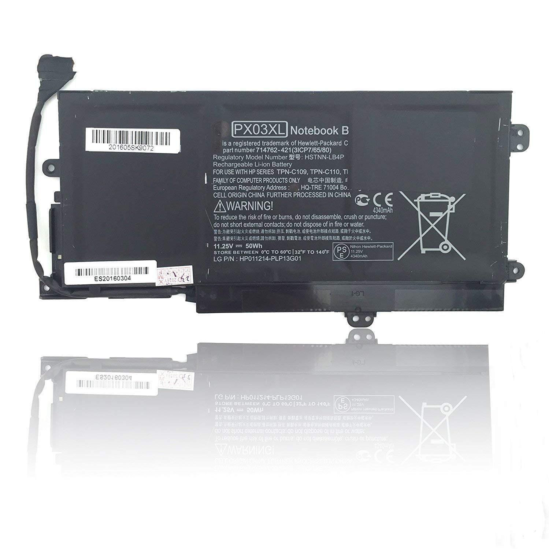 Batería Px03xl para HP Envy 14 Touchsmart M6 M6-k