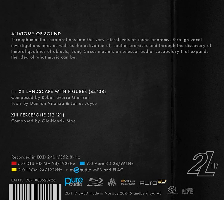 Song Circus - Anatomy of Sound [BluRay Audio + Hybrid SACD] - Amazon ...