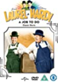 Laurel & Hardy Volume 14 - A Job To Do/Classic Shorts [DVD]